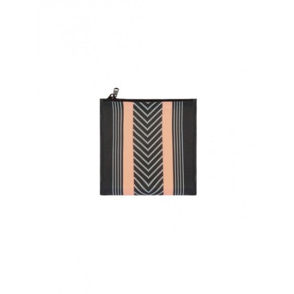 Stripes pouch