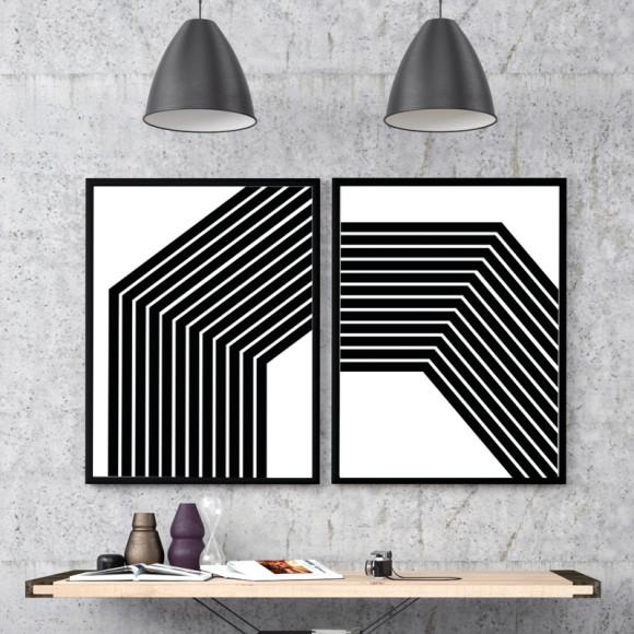 Lines Art Prints