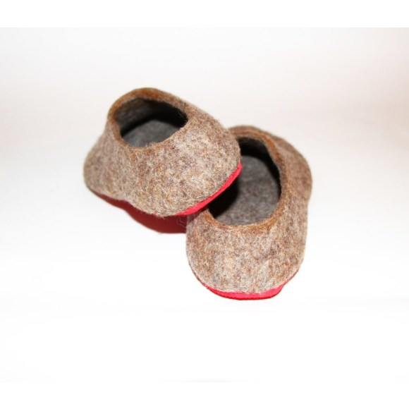 cozy wool shoes