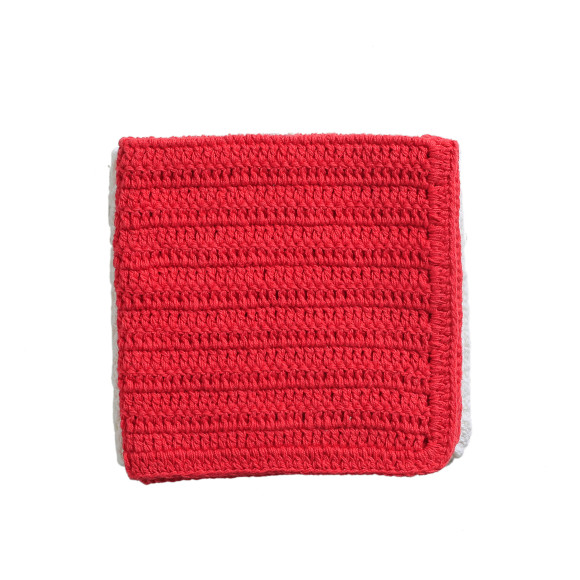 Raspberry Dish cloths
