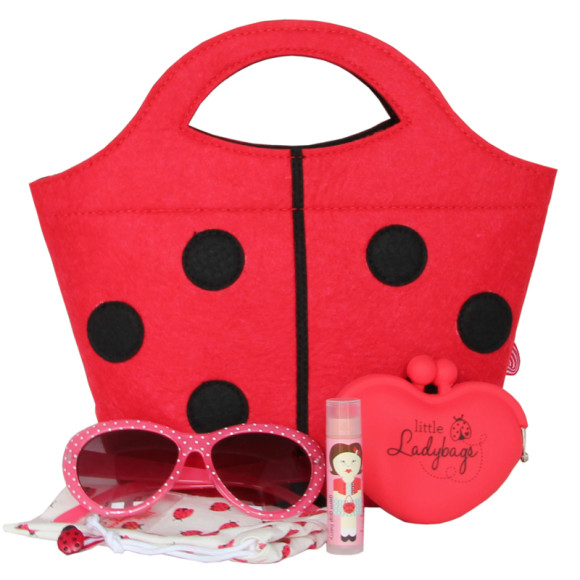Lolly Ladybug Holiday Pack