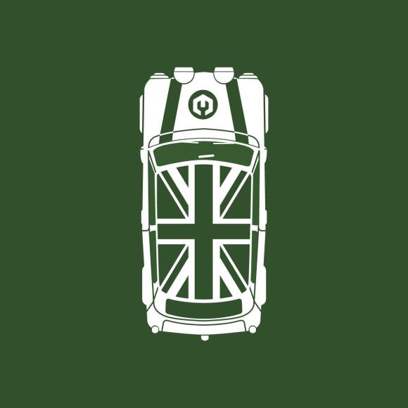 Mini Moss Green