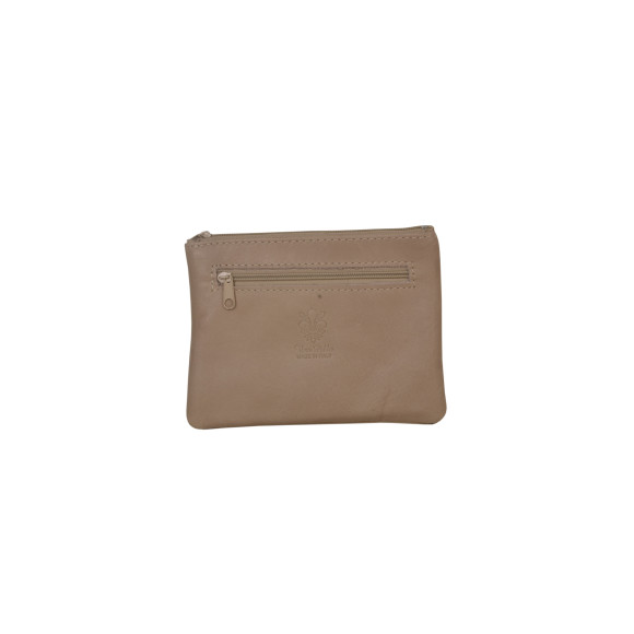Mini Wallet Beige