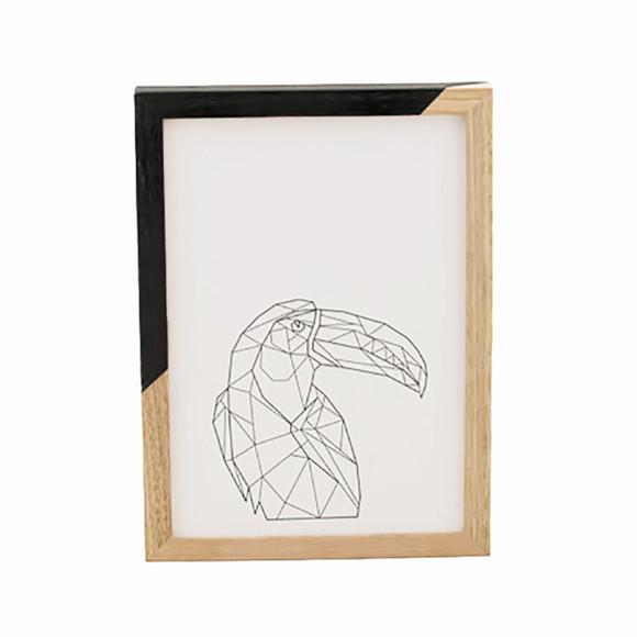 Zap Frame - Black