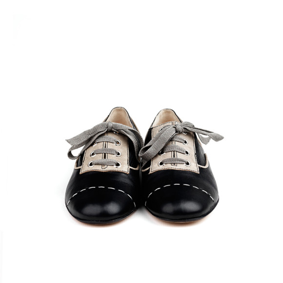 Bergmann oxfords