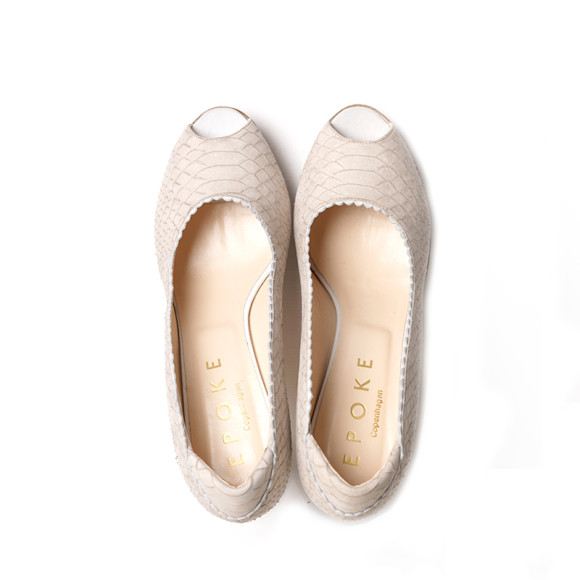 Taylor peep-toes