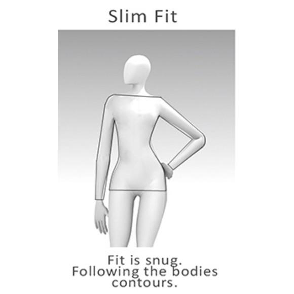 How Slim Fit looks on me?