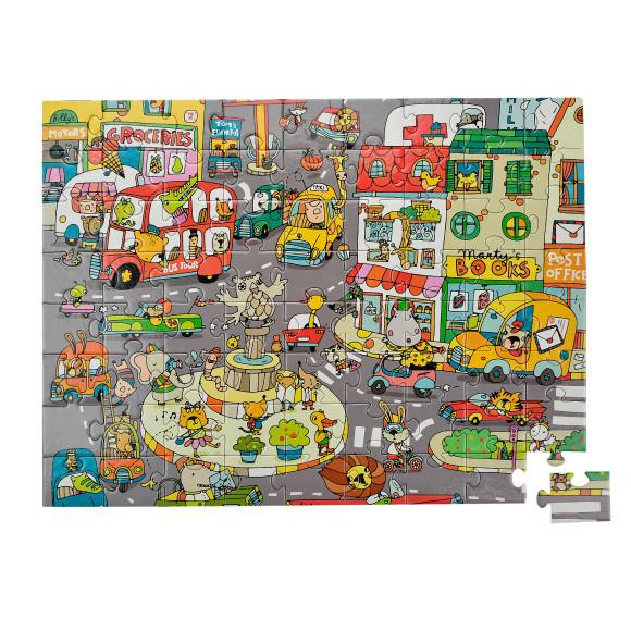 glottogon 72 piece puzzle
