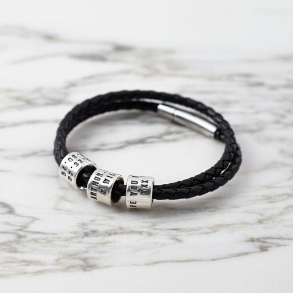 Personalised Storyteller Bracelet Or Necklace