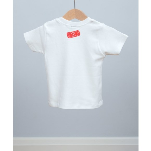 helter skelter baby t shirt (back)