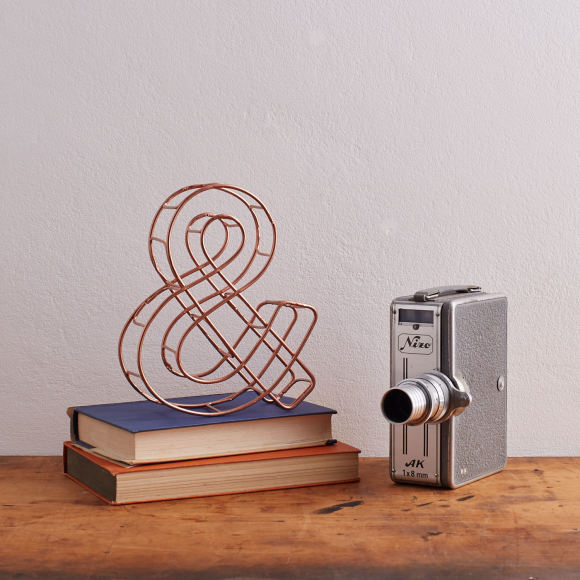 WIRE AMPERSAND