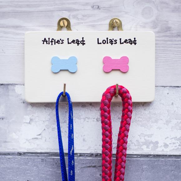 blue/pink
