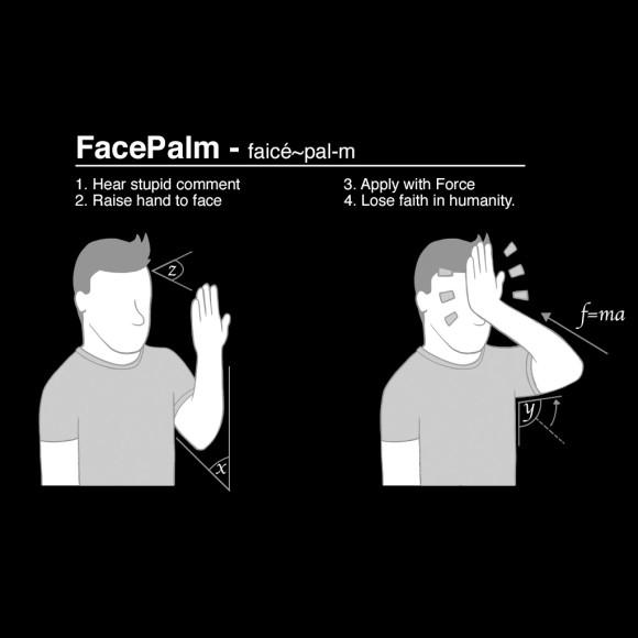 Facepalm