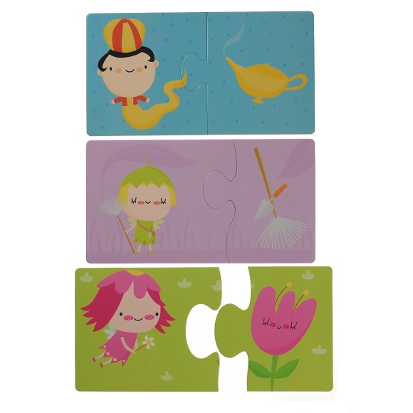 glottogon fairy puzzles