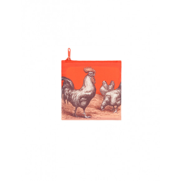 Rooster pouch