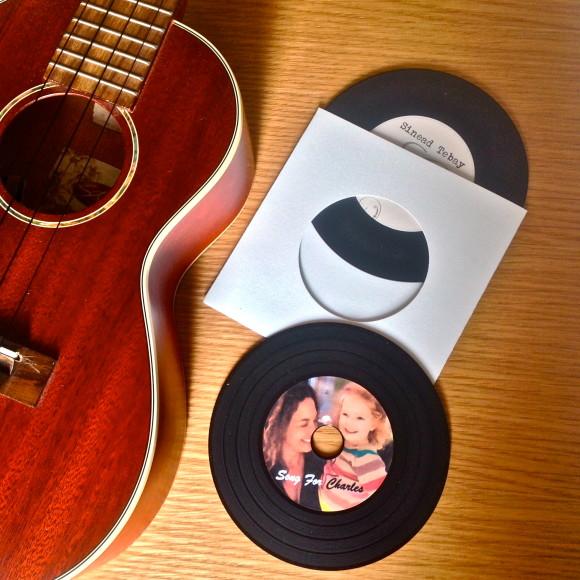 'vinyl look' cds