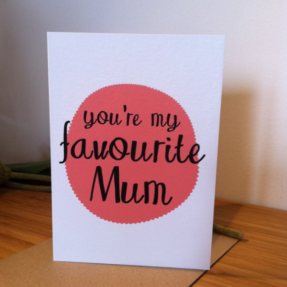 Favourite Mum