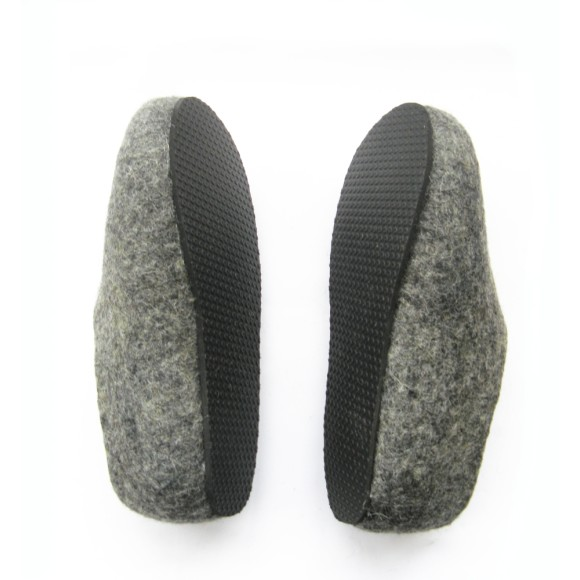 rubber soled
