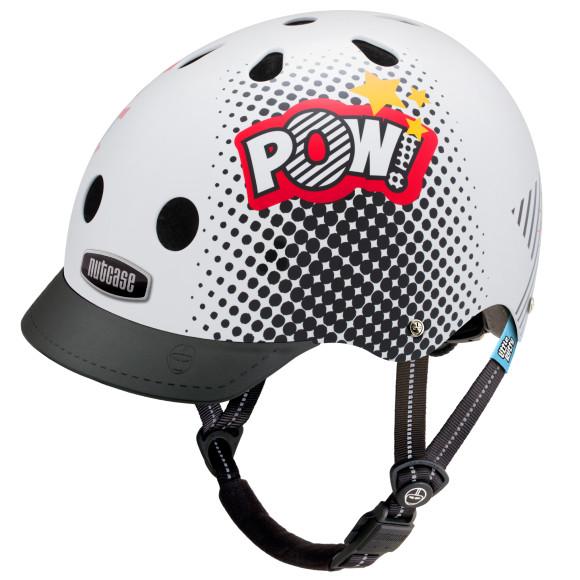Little Nutty Kids Helmet - Kapow