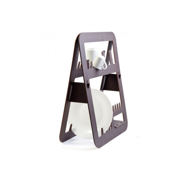 Wenge Dish Rack