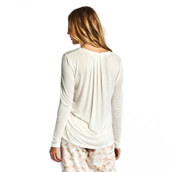 Tilly top in ivory