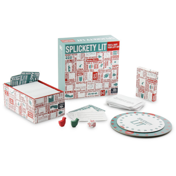 Marbles Game - Splickety Lit