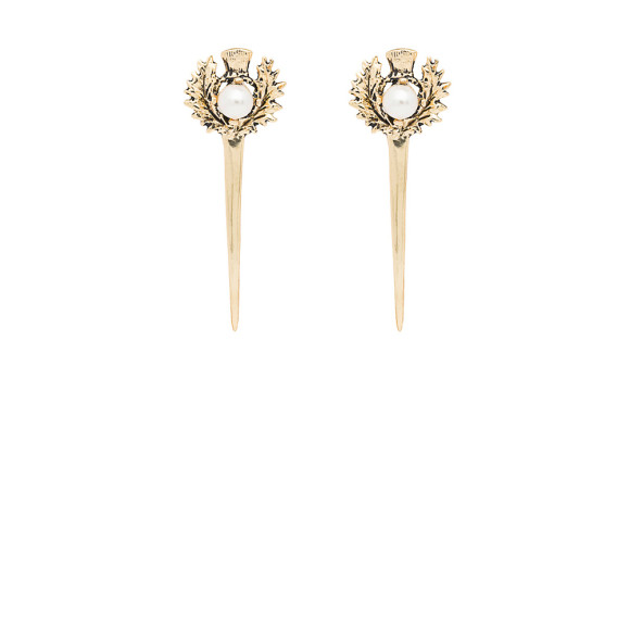 Prince Charming Earring Gold