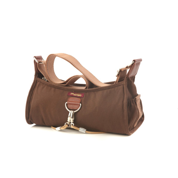 Umber Bike Handbag