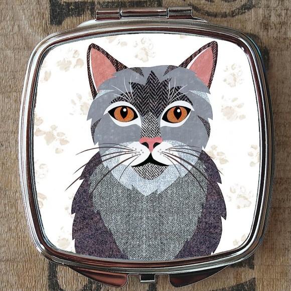 3. Grey Tabby