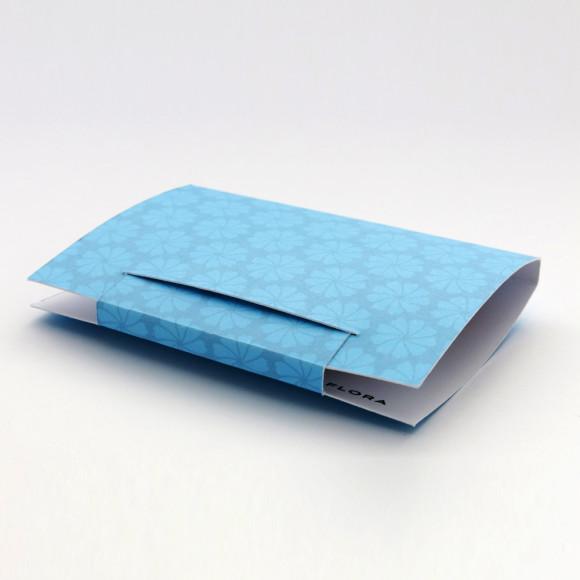 Easel folded