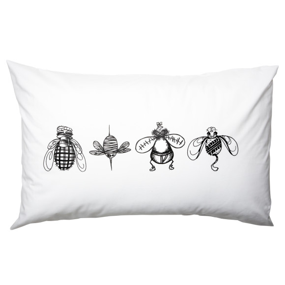 Fly Pillowcase