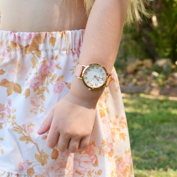 The BLUSH timepiece