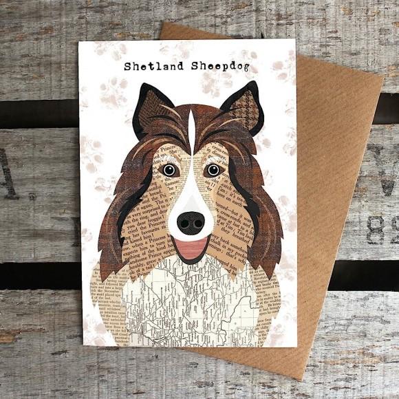 45. Shetland Sheepdog