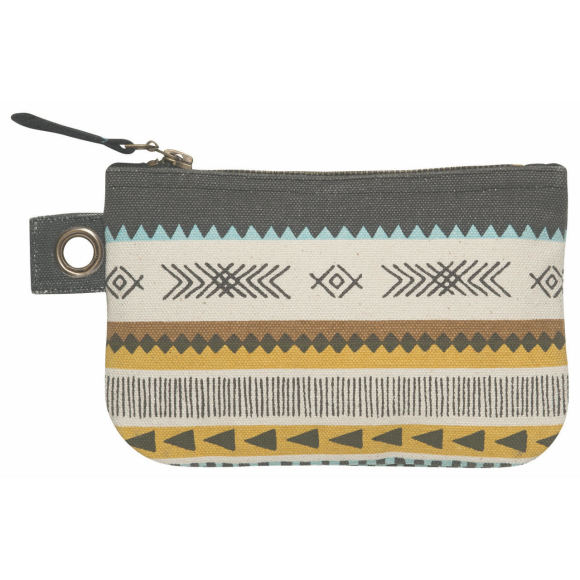 Saddle Up Zipper Pouch Small