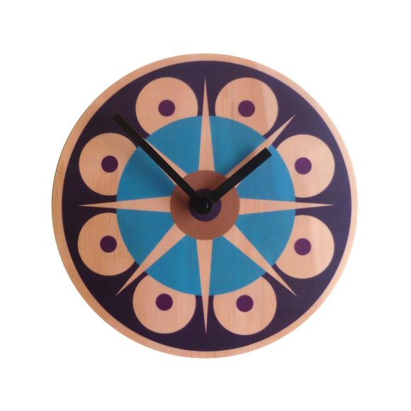 Futurist 1 clock