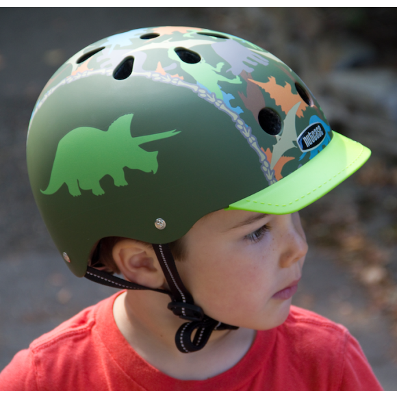 Little Nutty Kids Helmet Dino Mite Xs Hardtofind