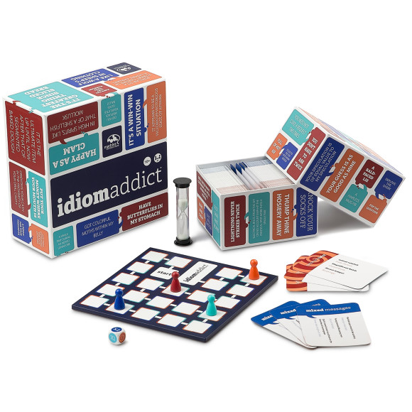 Marbles Game - Idiom Addict