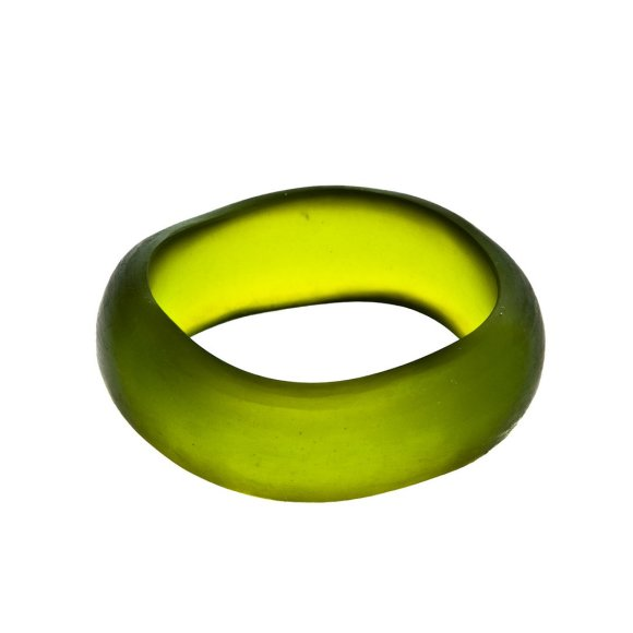 Transparent Olive