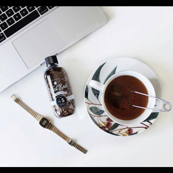 Organic Delightfully Turkish Loose Leaf Tea West End Tea Co.
