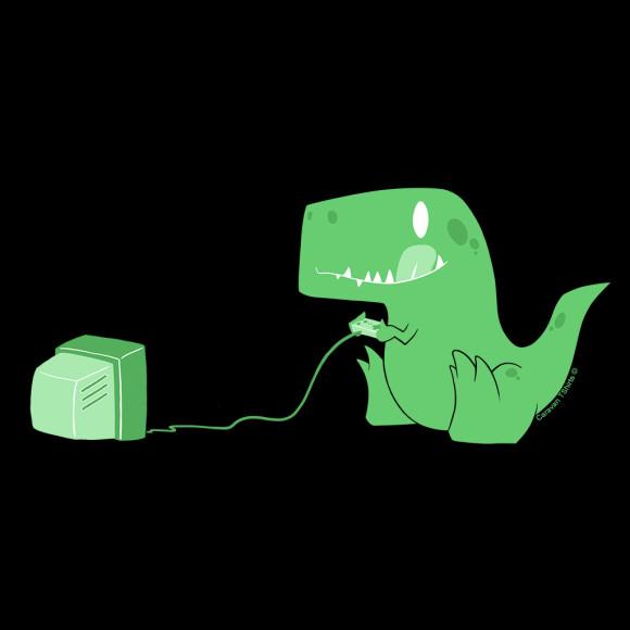 Gamesaurus Rex