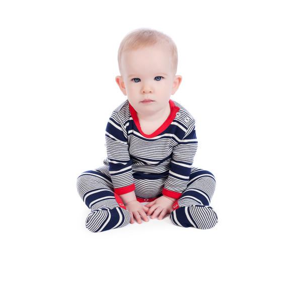 George Baby Romper