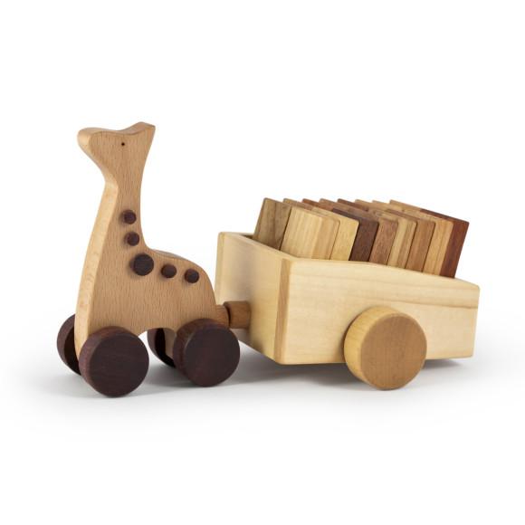 Giraffe Cart