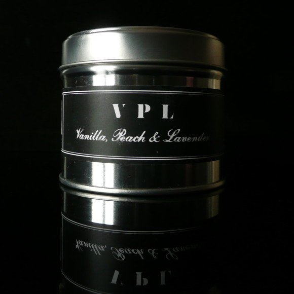 VPL front face with black ground