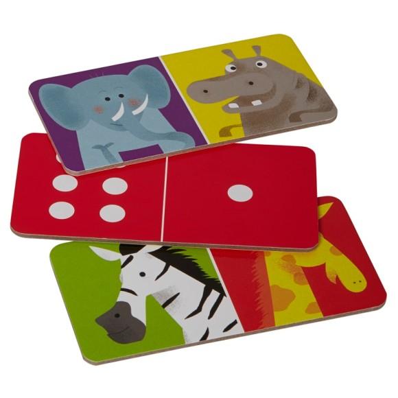 Animal domino
