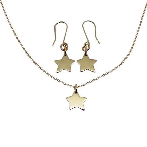 Gold Star Gift Set