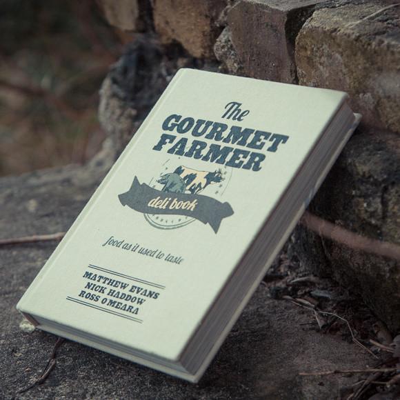 Gourmet cookbook