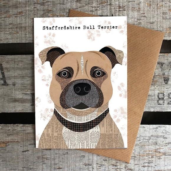 47. Staffordshire Bull Terrier