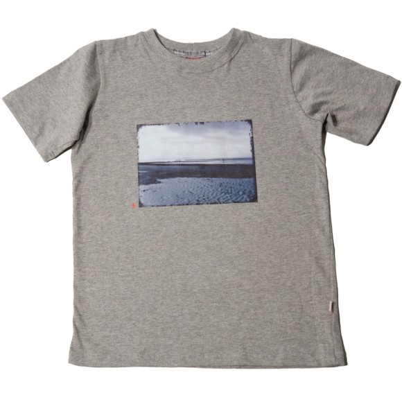 Grey marle T-shirt