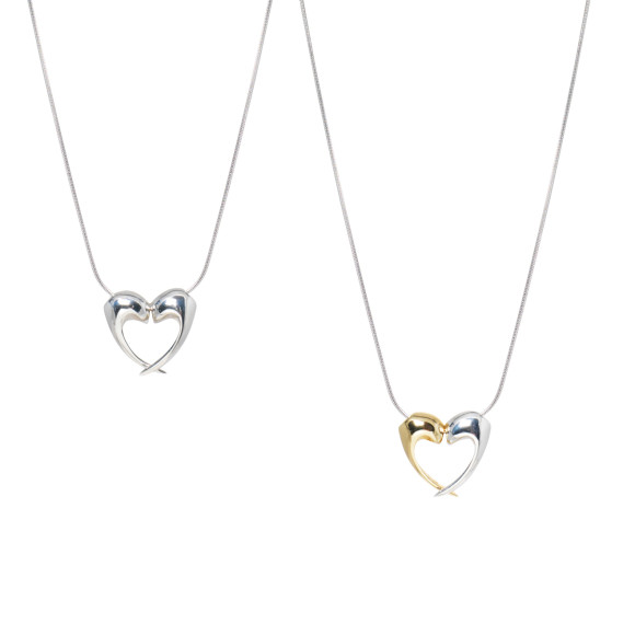 Love Heart Necklaces