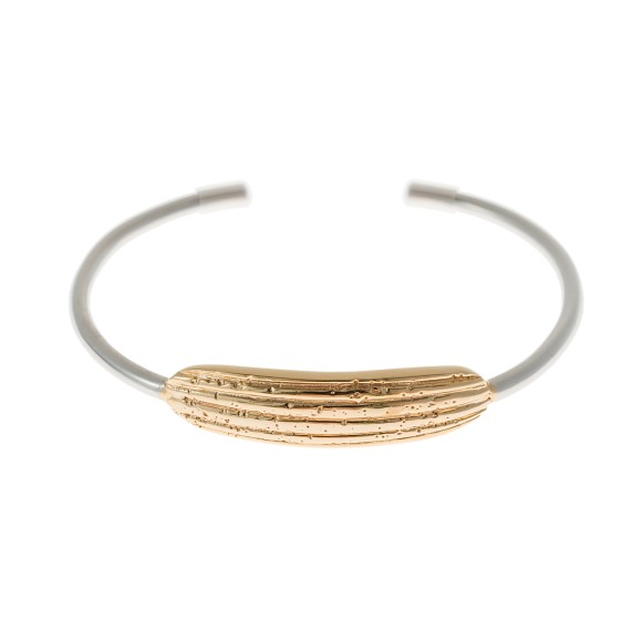 Hissia bicolor Luna bracelet